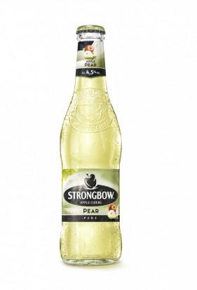 Strongbow Pear, Sticla 0.33L, Bax, 24 buc