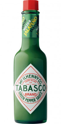 Tabasco Brand Green Jalapeno Sauce 60ml