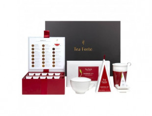 Tea Forte Deluxe Warming Joy Gift Box