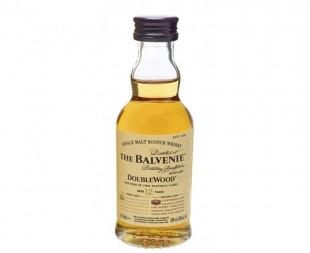 The Balvenie DoubleWood 12 YO 0.05L