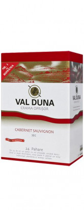 Val Duna Cabernet Sauvignon Bag in Box 5L