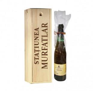 Vin Vinoteca Murfatlar Chardonnay 1960 Cutie Lemn 0.75L