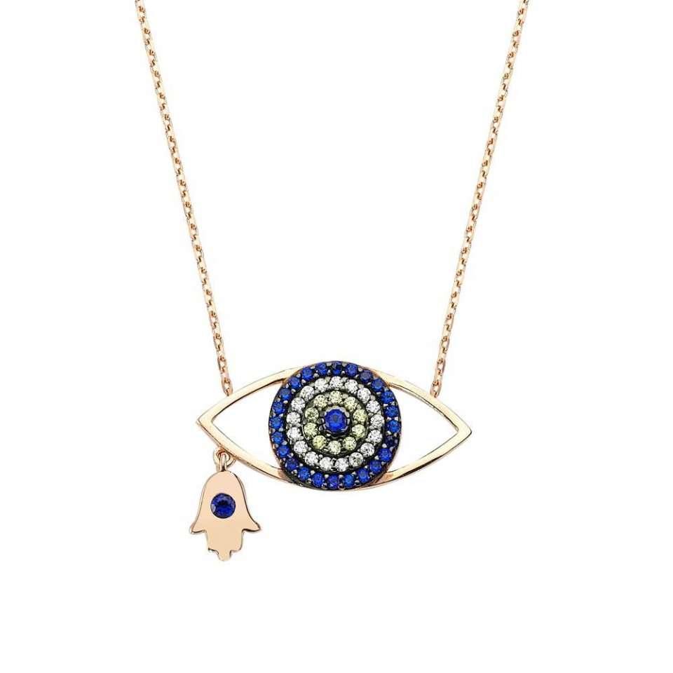 Wholesale turkish evil eye silver necklacespendants wholesale turkish evil eye silver necklacespendants images aloadofball Gallery