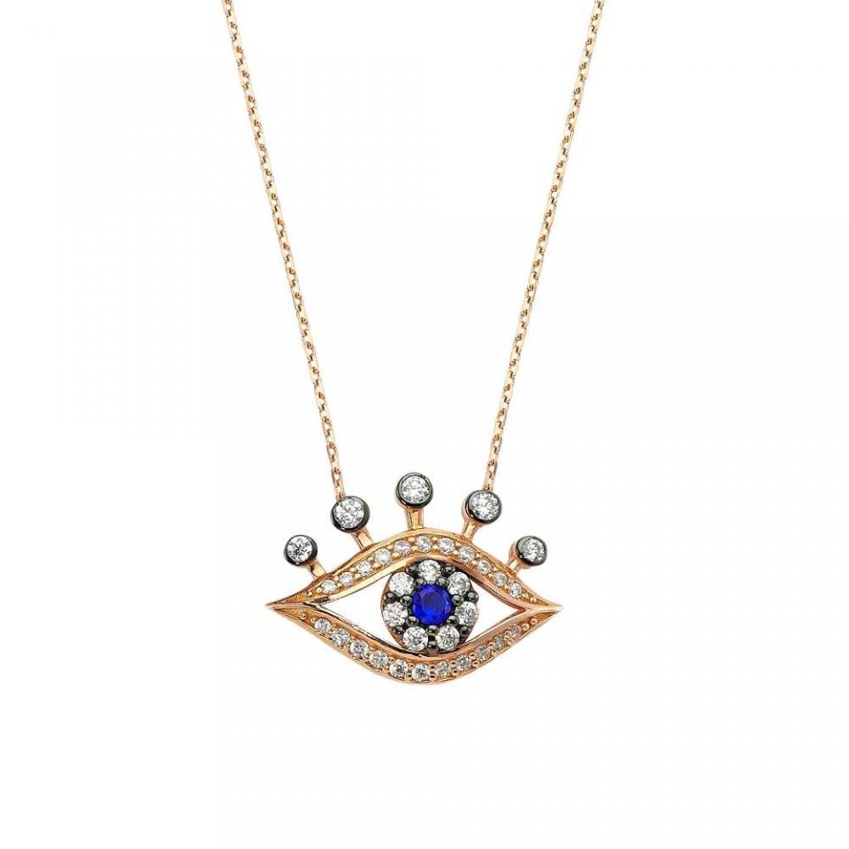Wholesale Turkish Evil Eye Silver Necklaces Amp Pendants