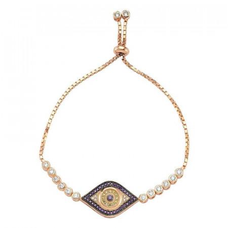 Wholesale Turkish evil eye style bracelet images