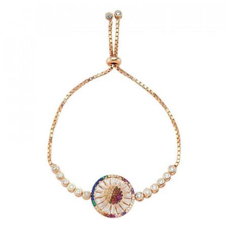 Wholesale Turkish silver gemstone bracelet images