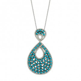 Turkish Silver Necklaces Gold Filled Wholesale Jewelry images