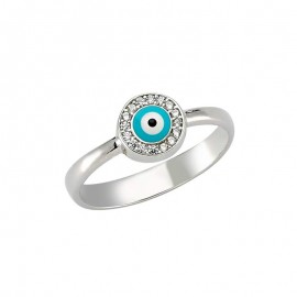 Wholesale Turkish evil eye ring images