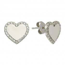 Stud Silver Earring images