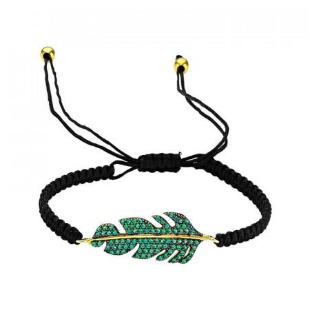 Turkish Evil Eye Silver Bracelets  Macrame Jewelry Wholesale images