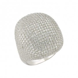 Turkish Style Silver Luxury Rings Wholesale images