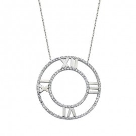 Pendant Watch Necklace Sterling Silver Wholesale images