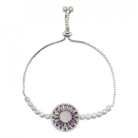 Wholesale Silver 925 CZ Bracelet images