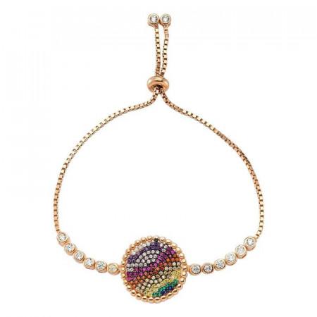 Tennis design Turkish wholesale evil eye bracelet images
