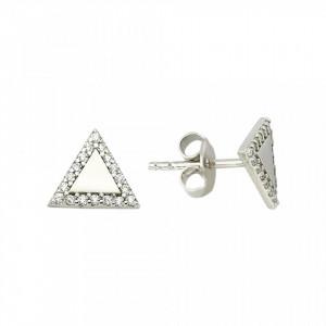 Stud Silver Earring