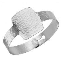 Wholesale cuff silver bangle