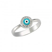 Wholesale Turkish evil eye ring