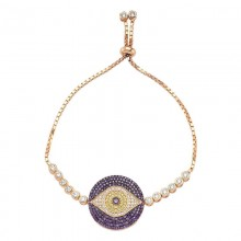 Wholesale Turkish evil eye bracelet