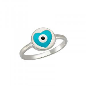 Wholesale evil eye ring