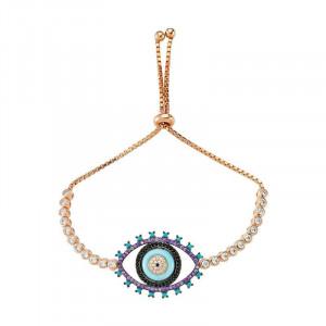 Wholesale Turkish Glass evil eye bracelet
