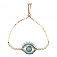 Wholesale Turkish traditional evil eye bracelet