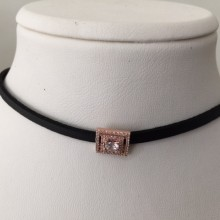 Choker Silver Necklace
