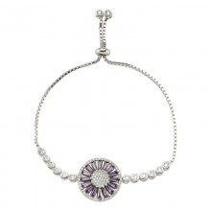 Wholesale Silver 925 CZ Bracelet