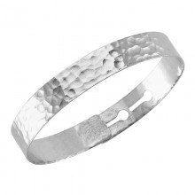 Wholesale silver cuff bangle