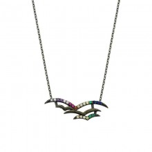 Sterling Silver Bird Necklace Wholesale