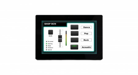 Poze ECLER WPNETTOUCH EclerNet Control Touch-Screen