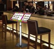 ALLMOUNTS Suport de podea pentru display-uri cu touch screen