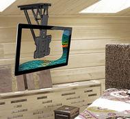ALLMOUNTS Suport de tavan escamotabil cu telecomanda