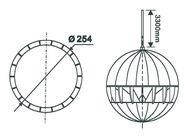 OMNITRONIC WP-1H Ceiling speaker