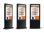 "ALLSEE  Display tip totem cu touch screen infrarosu (55"")"