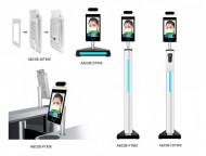 Sistem interactiv de detectare a temperaturii corporale