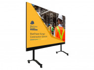 "ALLSEE Videowall LED pentru prezentari (fine pitch) 165"""