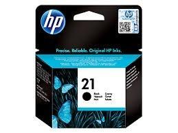 Cartus Black HP 21 C9351AE Original HP Deskjet 3940