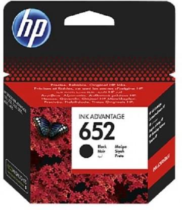 Cartus Black HP 652 F6V25AE Original HP Deskjet 2135 AIO