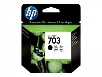 Poze CARTUS BLACK HP 703 CD887AE ORIGINAL HP DESKJET F735