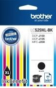 Poze Cartus Black LC529XLBK Brother DCP-J100, DCP-J105, MFC-J200