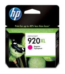 Cartus Magenta HP 920XL CD973AE Original HP Officejet 6500