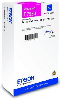 Poze Cartus Magenta Size XL Epson Workforce Pro Wf-8010/8090/8510/8590 ,( C13T755340 )