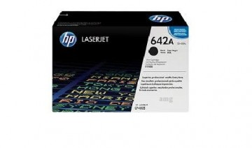 Poze Cartus Toner Black HP 642A CB400A HP Laserjet CP4005
