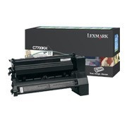 Poze Cartus Toner Black Return C7700KH Lexmark C770, C772