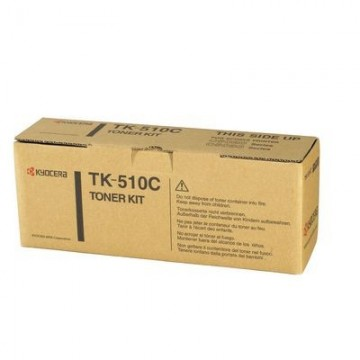 Cartus Toner Cyan TK-510C Kyocera FS-C5020/C5025/C5030