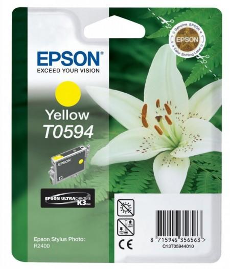 Poze Cartus Yellow C13T05944010 Epson Stylus Photo R2400