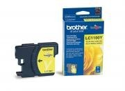 Poze Cartus Yellow LC1100Y Brother DCP-385C