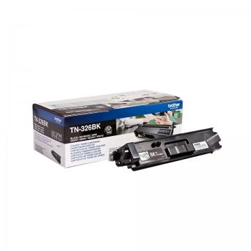 TN326BK Toner Black DCP-L8400C, DCP-L8450C, HL-L8250C / L8350C / L9200, MFC-L8650C / L8850 ,