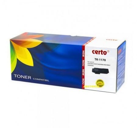 Toner compatibil Certo new TK-1170CN Kyocera , M2540DN, M2640DW