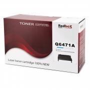 Poze Toner compatibil RedboxCYAN Q6471A HP LASERJET 3600